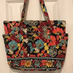 Vera Bradley Happy Snails 🐌Tote / Shoulder Bag